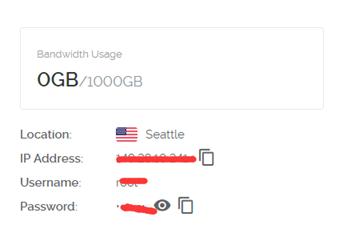 查看用户名密码